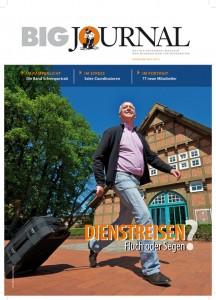 Das Big Journal ist das Mitarbeitermagazin von Big Dutchman und erscheint mindestens dreimal im Jahr.