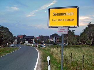 Das Sommerloch gibt es bei Bad Kreuznach das ganze Jahr über.