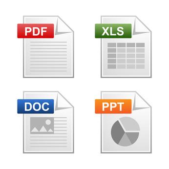 Welches Dateiformat ist das richtige für eine Pressemitteilung? Foto: fsketch/Fotolia.com